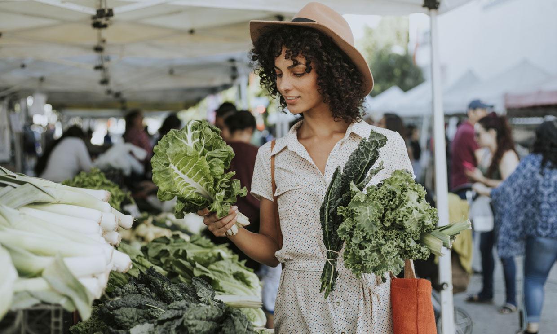 Una dieta buena para ti y buena para el planeta: cómo hacer tu alimentación más sostenible