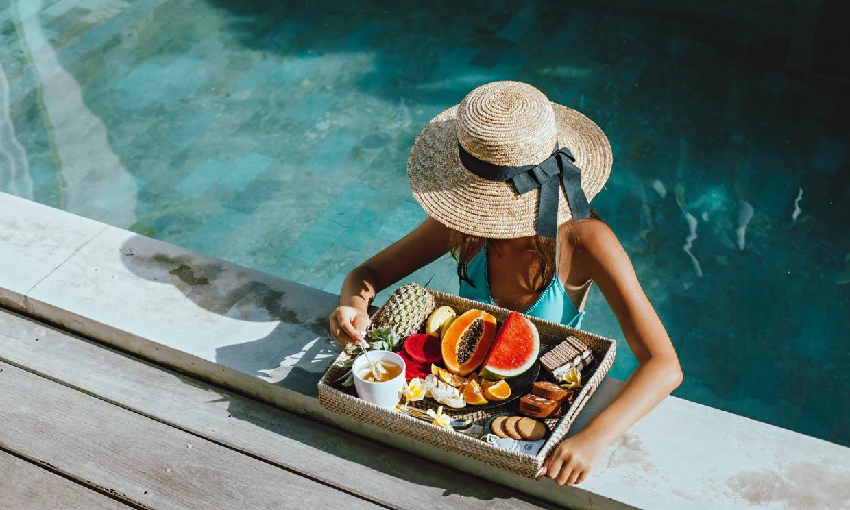 Los alimentos que más activan tu melanina para que puedas presumir de bronceado