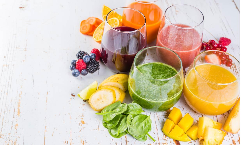 Licuada, exprimida o batida, así debes tomar la fruta