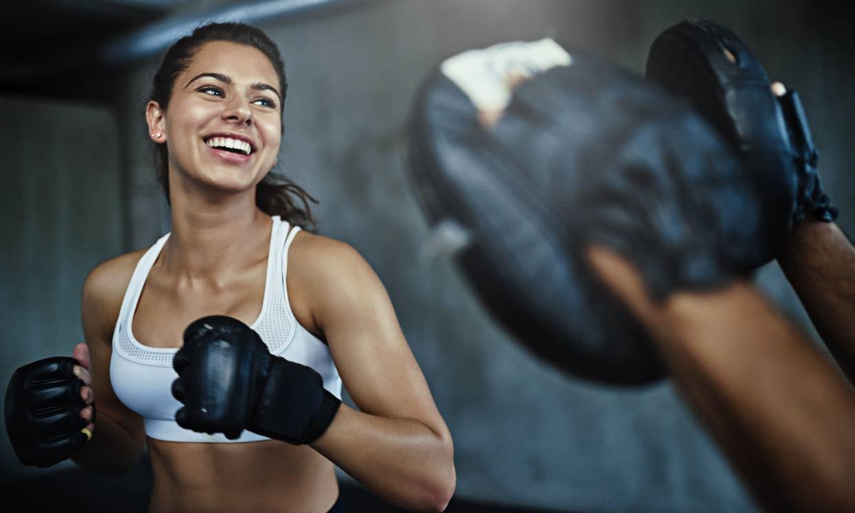 ¿Cuántas calorías puedes quemar haciendo boxeo?