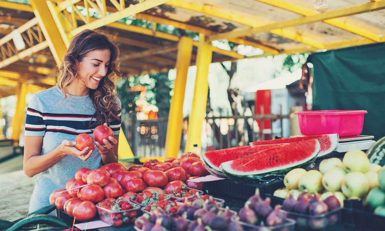 Los 8 alimentos que te ayudan a perder peso