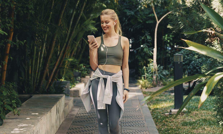 6 trucos para adelgazar con un ejercicio saludable como caminar