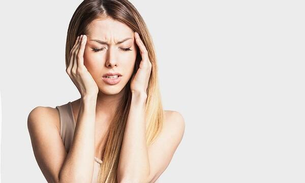 Fiebre dolor de cabeza leve