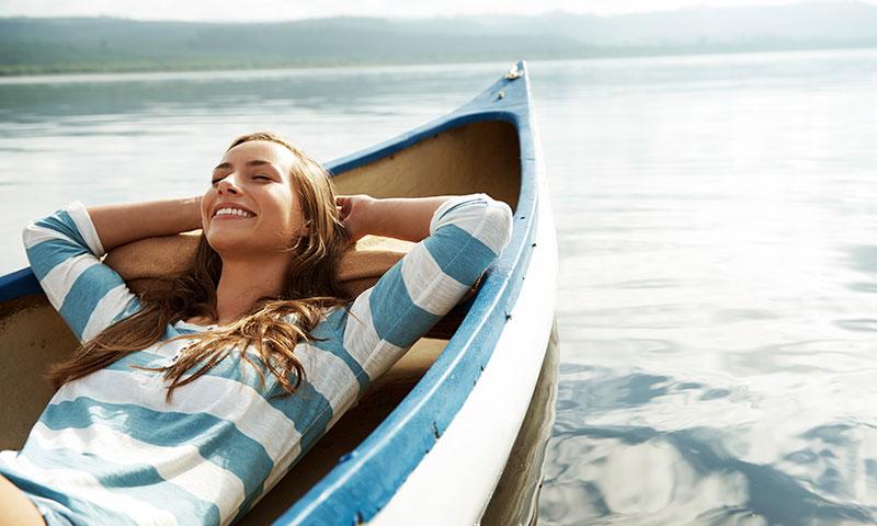 Si quieres una vida más plena y feliz, cambia de hábitos y confía más en ti