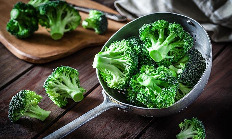 Alimentos contra el cáncer: Brócoli