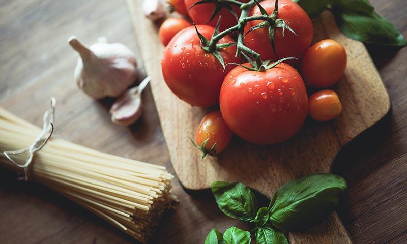 Alimentos contra el cáncer: tomate