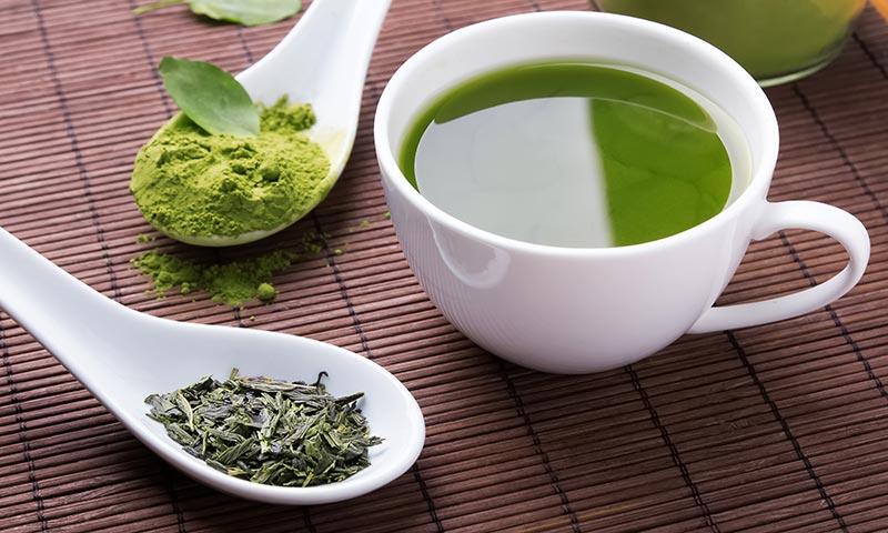 Alimentos contra el cáncer: Té verde