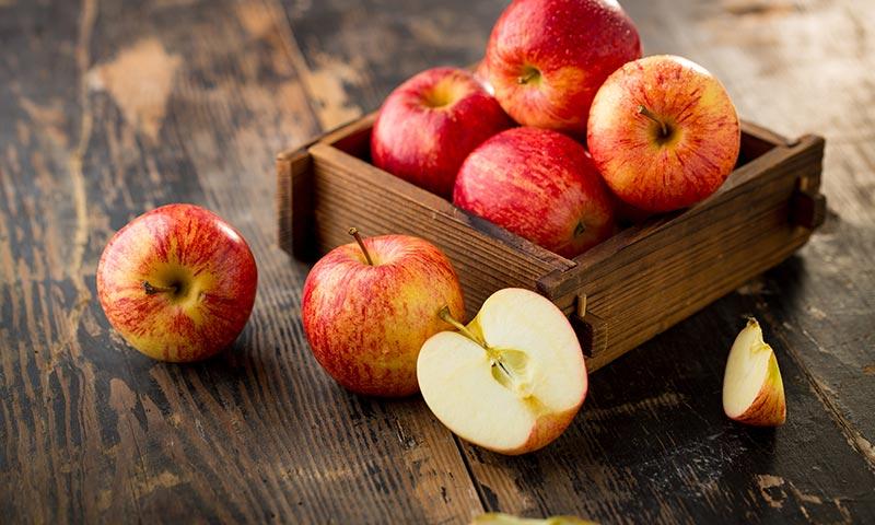 Alimentos contra el cáncer: manzanas