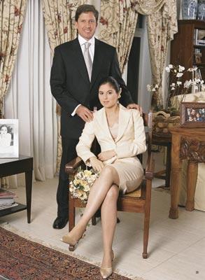Chábeli Iglesias espera su primer hijo y se casa con ...