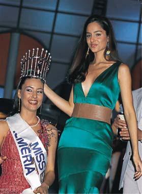 Miss Spain 2001