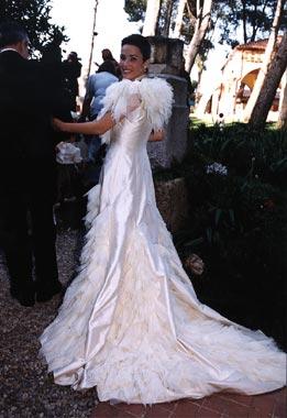 Emotiva boda de Albert Costa y Cristina Ventura