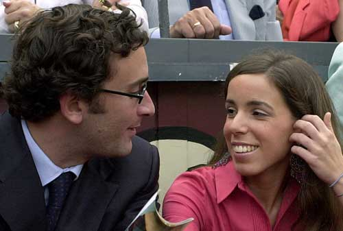 José Maria Aznar y Ana Botella eligen Menorca para sus vacaciones