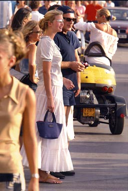 Ivanka Trump y Elena Cué, entre otros, cautivadas por el glamour de Saint-Tropez