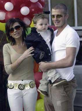 David Beckham contará en un libro los detalles de su vida personal y profesional
