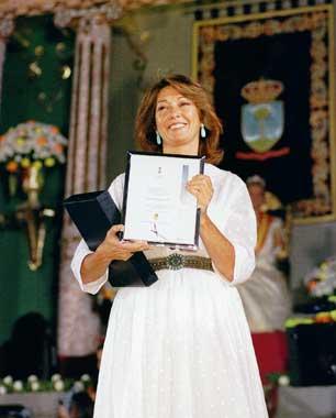 Ana Rosa Quintana aprovecha al máximo sus últimos días de vacaciones