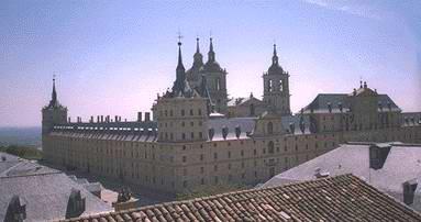 La basílica de San Lorenzo de El Escorial