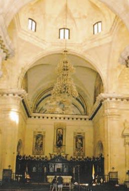 Entrevista con el canciller del arzobispado de La Habana
