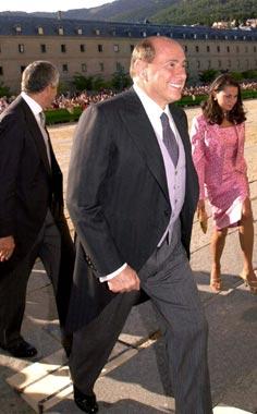 Silvio Berlusconi, abuelo por segunda vez