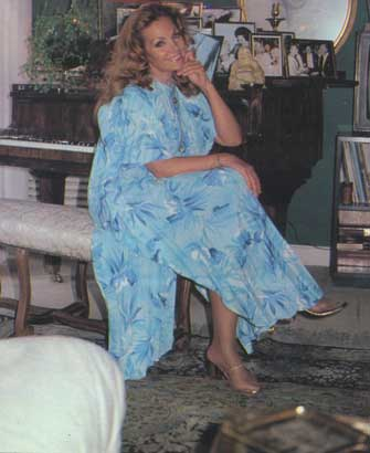 En casa de Carmen Sevilla