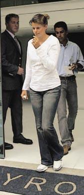 La Fundación Onassis reclama a Athina Roussel dos millones de euros