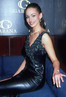 Eva González, Miss España 2003, ha charlado hoy con los internautas de hola.com