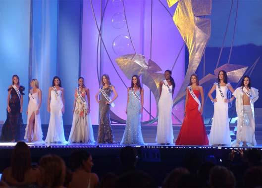 Miss Así 2003 Gala La Fue Universo WEI2HD9