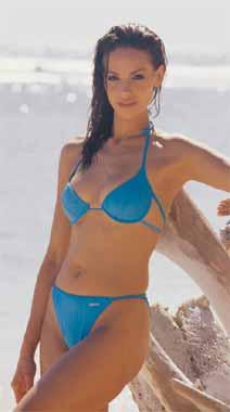 Eva González, Miss España 2003, espectacular en las playas de Panamá