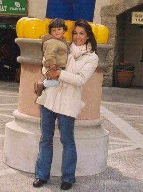Marian Camino y Jorge Bazaco esperan su segundo hijo