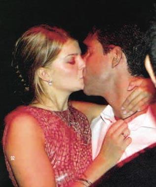 Athina Roussel regresará a Europa tras los pasos de su novio, Doda Miranda