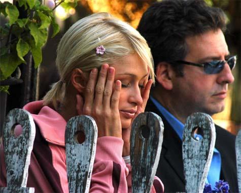 París Hilton, preocupada por la difusión de su escandaloso vídeo