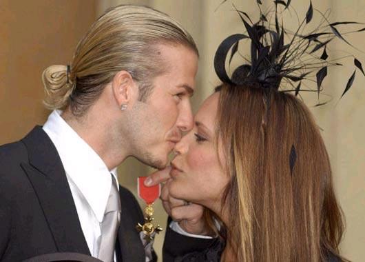 David y Victoria Beckham, encantados con su vida en España