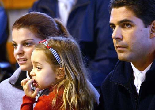 Las imágenes más tiernas de Athina Roussel con Viviane, la hija de Doda Miranda