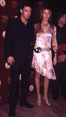 Ivonne Reyes y Patricia Conde, espectaculares en la fiesta de Jacqueline de la Vega
