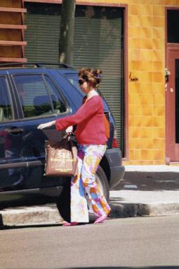 Ana Rosa Quintana, en el quinto mes de embarazo, comienza sus vacaciones