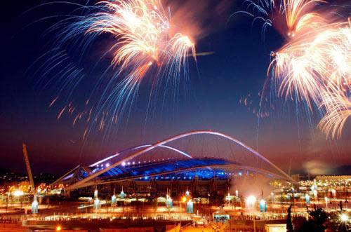 Las Olimpiadas de Atenas 2004 en imágenes