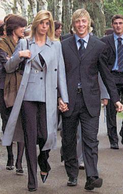 Arancha de Benito y Guti, juntos y felices a pesar de los rumores