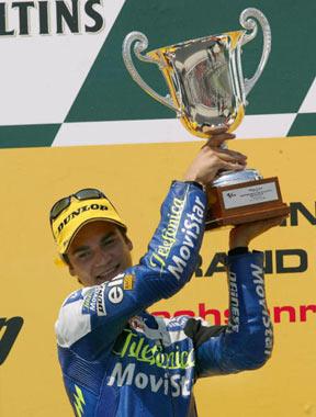 Daniel Pedrosa, el 'niño' que pulveriza los récords del motociclismo