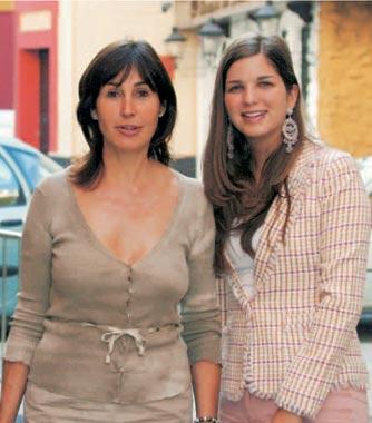 Primera entrevista con cynthia rossi hija de carmen mart nez bord u 39 mi sue o es ser comisario - Casa de franco torrelodones ...