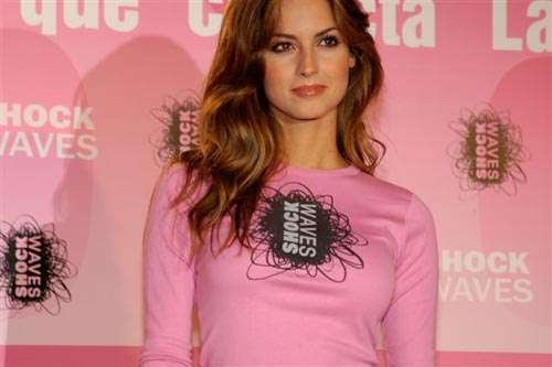 Ariadne Artiles: 'Estoy super enamorada de Fonsi Nieto'