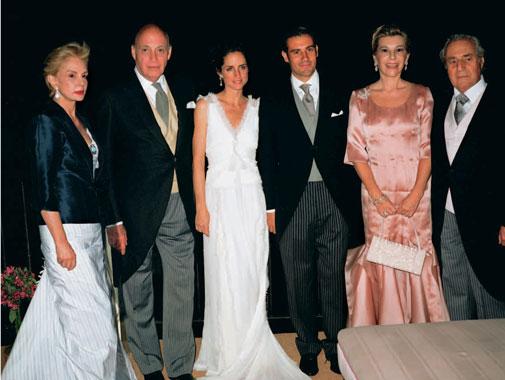 Vestidos de madrina de boda de carolina herrera