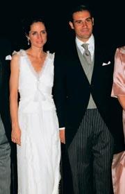 0156319f795 Exclusiva mundial:Las fotografías de la boda de El Litri y Carolina Herrera