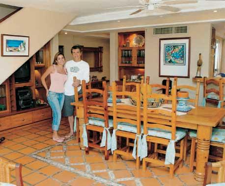 Manuel Díaz 'El Cordobés' y Virginia Troconis pasan las Navidades al sol de Venezuela