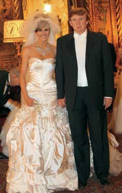 Las fotografías exclusivas de la boda de Donald Trump y ...