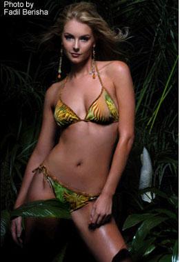 Jennifer Hawkins, Miss Universo 2004, habla por primera vez de su novio