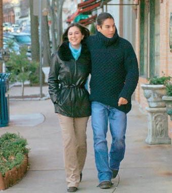 Chábeli y Julio Iglesias Jr., confidencias de dos hermanos en Nueva York