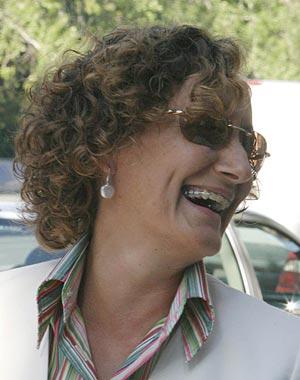 Paloma Rocasolano, una mujer preocupada por su imagen