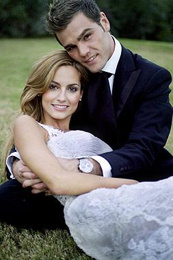Ariadne artiles 39 con esta boda he hecho realidad todos for Ariadne artiles se casa con fonsi nieto