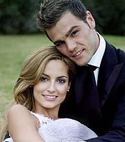 Ariadne artiles 39 con esta boda he hecho realidad todos for Ariadne artiles madre