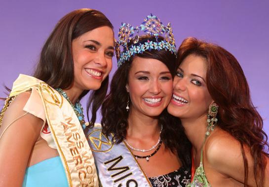 La islandesa Unnur Birna elegida Miss Mundo 2005