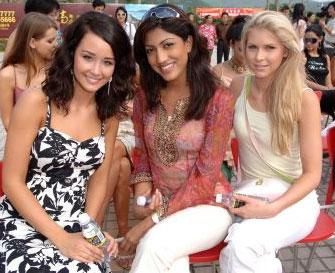Las mejores imágenes de Unnur Birna, Miss Mundo 2005